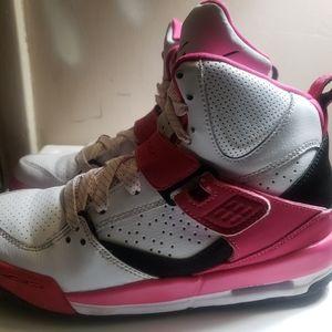 Jordan Flight 45 High IP GG 'Vivid Pink'